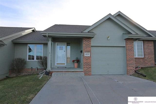 4919 Shannon Drive, Papillion, NE 68133 (MLS #21900336) :: The Briley Team