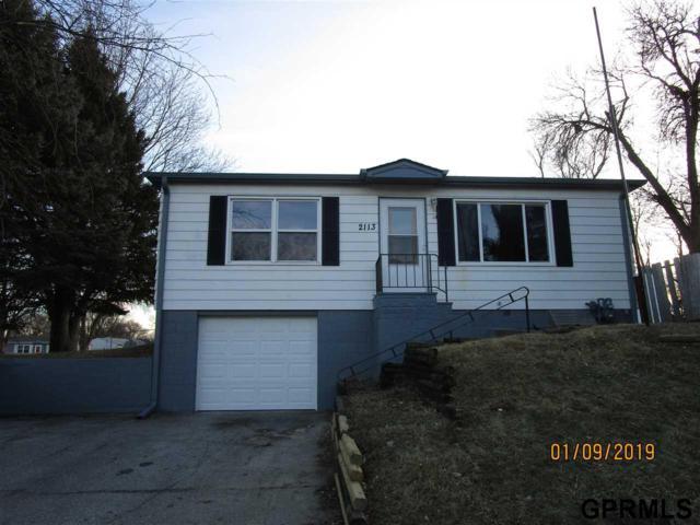 2113 Gertrude Street, Omaha, NE 68147 (MLS #21900550) :: Omaha Real Estate Group