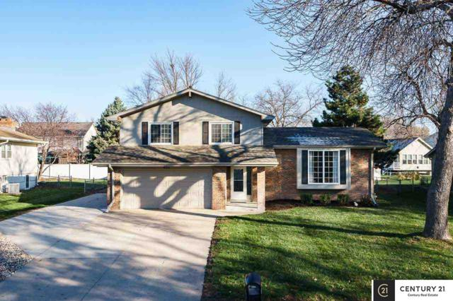 21424 Fieldcrest Drive, Omaha, NE 68022 (MLS #21901041) :: The Briley Team