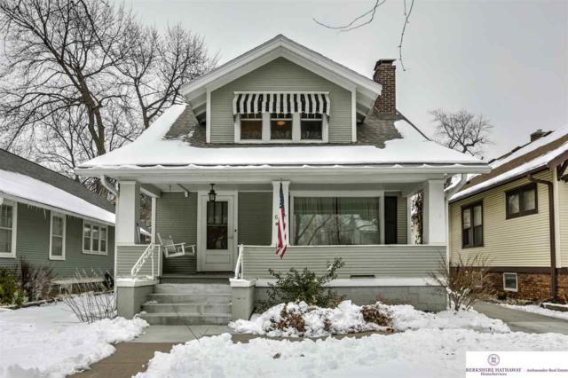 627 N 42 Street, Omaha, NE 68131 (MLS #21901181) :: Nebraska Home Sales
