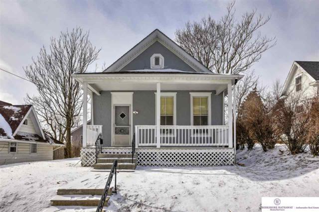 1208 N 29th Street, Omaha, NE 68131 (MLS #21902031) :: Omaha's Elite Real Estate Group