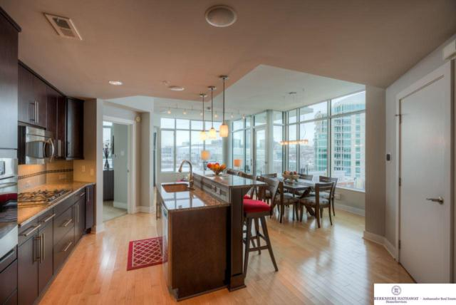 444 Riverfront Plaza #705, Omaha, NE 68102 (MLS #21902072) :: The Briley Team