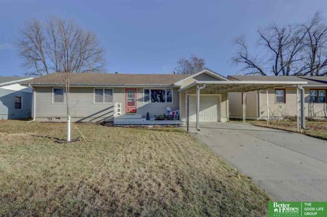 615 S East Street, Valley, NE 68064 (MLS #21902551) :: Omaha's Elite Real Estate Group