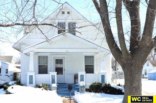 234 N Clarkson Street, Fremont, NE 68025 (MLS #21903362) :: Dodge County Realty Group