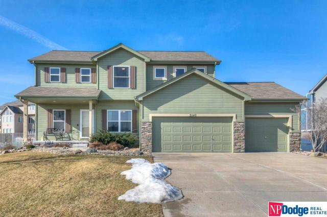 2140 Broadwater Drive, Papillion, NE 68046 (MLS #21903718) :: Complete Real Estate Group