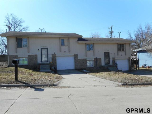 4805-07 K Street, Omaha, NE 68117 (MLS #21903948) :: Dodge County Realty Group