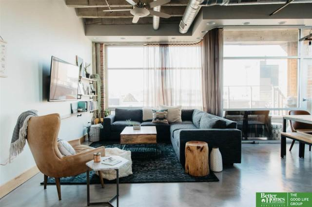 1502 Jones Street #408, Omaha, NE 68102 (MLS #21904026) :: Omaha's Elite Real Estate Group