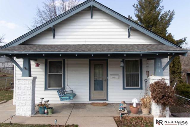 1204 1st Avenue, Plattsmouth, NE 68048 (MLS #21904140) :: Five Doors Network
