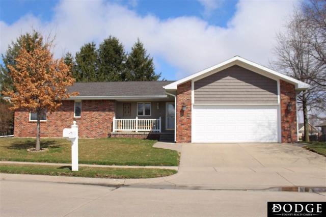 2328 Estes Lane, Fremont, NE 68025 (MLS #21905021) :: Dodge County Realty Group