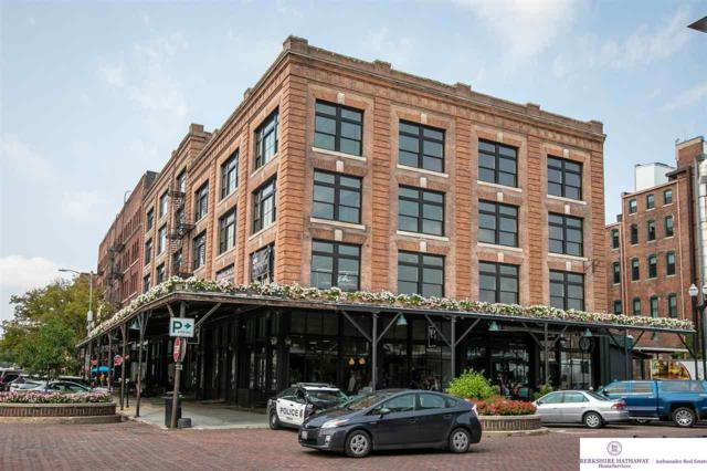420 S 11 Street #201, Omaha, NE 68102 (MLS #21905327) :: Nebraska Home Sales