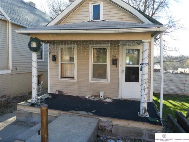 2712 S 25 Street, Omaha, NE 68105 (MLS #21905633) :: Nebraska Home Sales