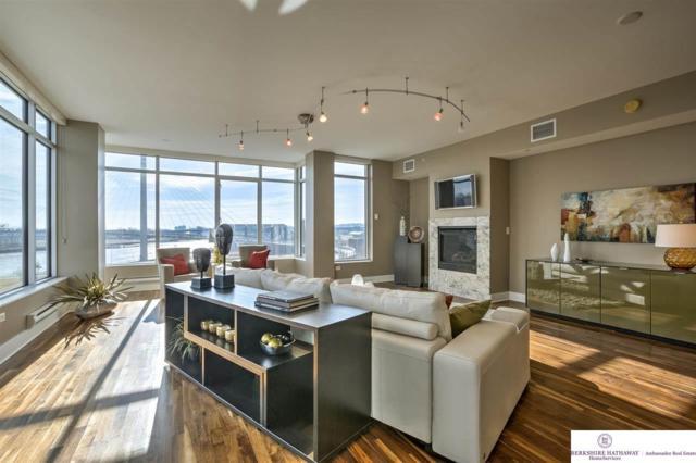 555 Riverfront Plaza #502, Omaha, NE 68102 (MLS #21906007) :: Omaha Real Estate Group