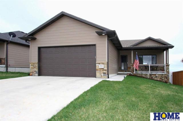 6811 NW Tempest Drive, Lincoln, NE 68521 (MLS #21906043) :: Dodge County Realty Group