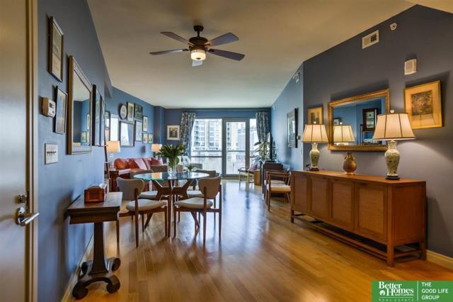 220 S 31st Avenue #3201, Omaha, NE 68131 (MLS #21906550) :: Nebraska Home Sales