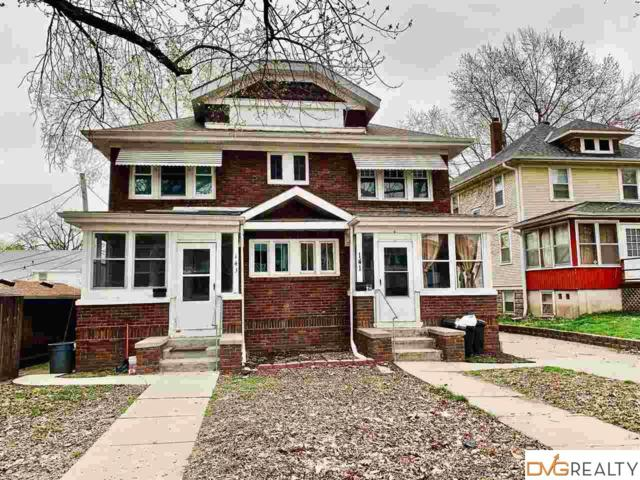 141/143 N 35 Avenue, Omaha, NE 68131 (MLS #21906841) :: Omaha's Elite Real Estate Group