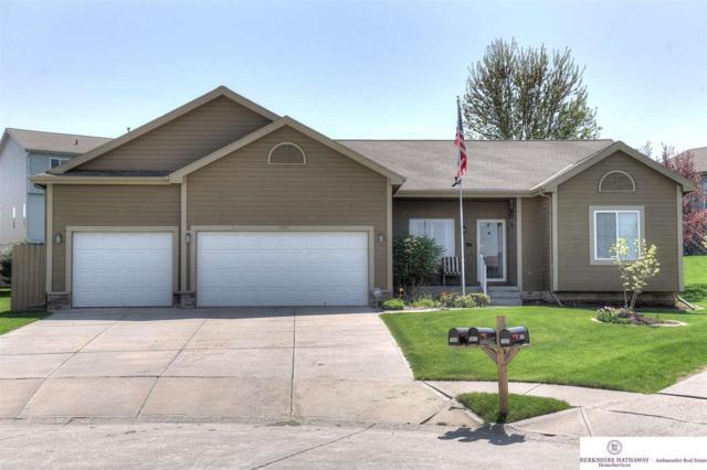 1607 Leona Circle, Bellevue, NE 68123 (MLS #21907154) :: Nebraska Home Sales