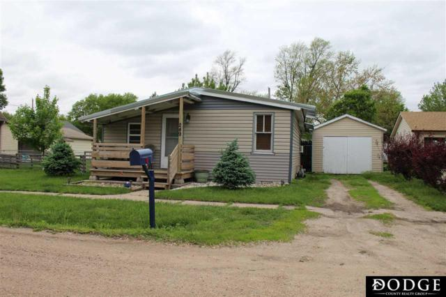 249 Crosby Street, Fremont, NE 68025 (MLS #21909902) :: Dodge County Realty Group