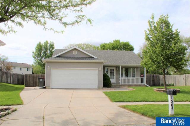 1505 W Garfield Circle, Lincoln, NE 68522 (MLS #21910112) :: Nebraska Home Sales