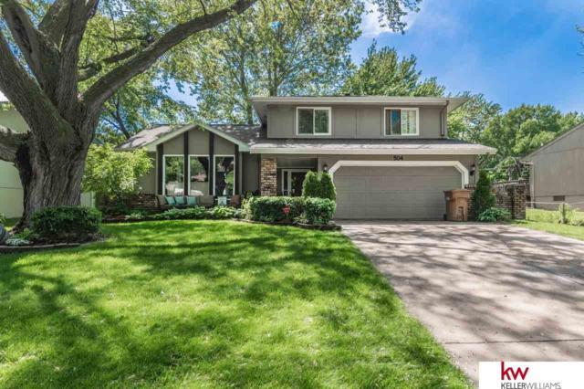 504 Mm Kountze Memorial Drive, Bellevue, NE 68005 (MLS #21910421) :: Dodge County Realty Group