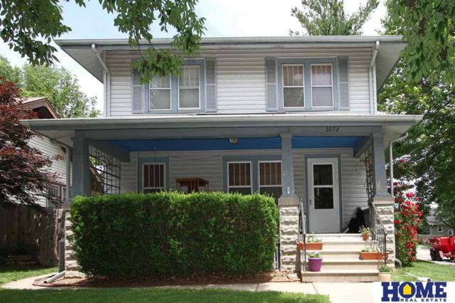 2672 Sewell Street, Lincoln, NE 68502 (MLS #21911803) :: The Briley Team