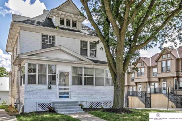 845 Park Avenue, Omaha, NE 68105 (MLS #21912008) :: Nebraska Home Sales