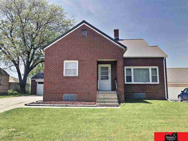 905 12th Street, Wisner, NE 68791 (MLS #21912550) :: Omaha's Elite Real Estate Group