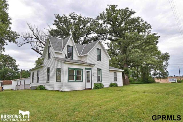 206 S Wilson Street, Dunbar, NE 68346 (MLS #21912593) :: Omaha's Elite Real Estate Group