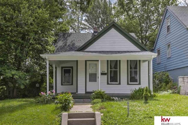 809 N 47 Street, Omaha, NE 68132 (MLS #21912684) :: Five Doors Network