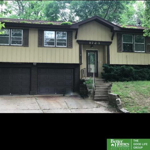 1723 N 107th Street, Omaha, NE 68114 (MLS #21912685) :: Nebraska Home Sales