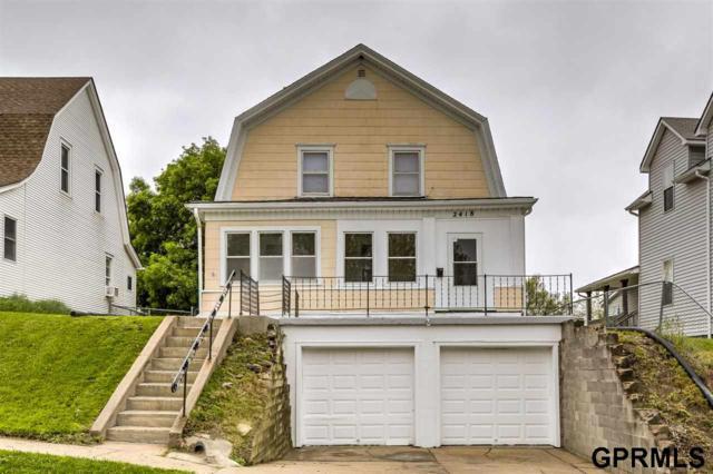 2418 S 25 Street, Omaha, NE 68105 (MLS #21912723) :: Omaha's Elite Real Estate Group