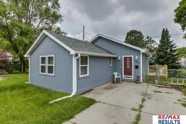 1414 N 61 Street, Omaha, NE 68132 (MLS #21912964) :: Omaha Real Estate Group