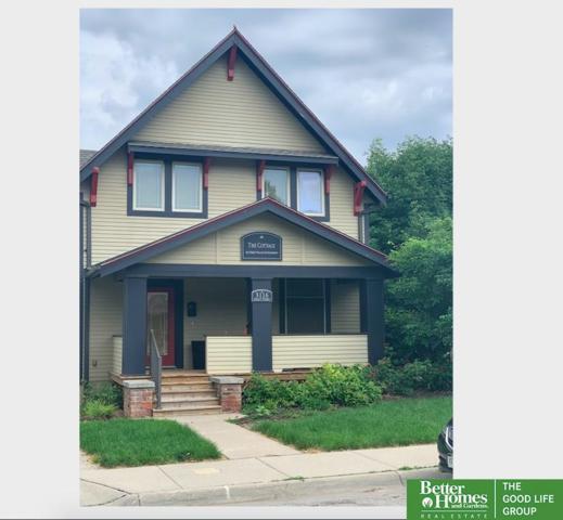 3116 Marcy Street, Omaha, NE 68105 (MLS #21913377) :: Dodge County Realty Group