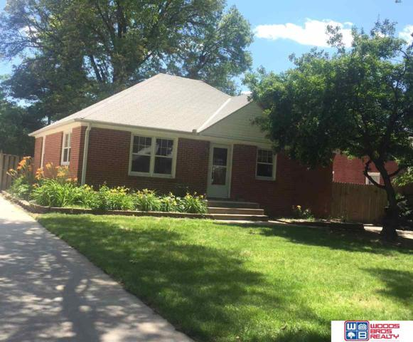4111 Garfiled Street, Lincoln, NE 68506 (MLS #21913382) :: Dodge County Realty Group