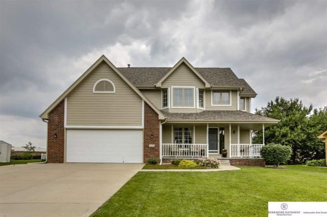 446 Brentwood Drive, Gretna, NE 68028 (MLS #21913768) :: The Briley Team