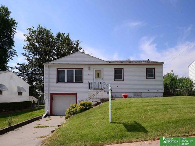 709 W 32 Avenue, Bellevue, NE 68005 (MLS #21914697) :: Nebraska Home Sales