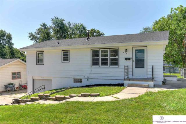 513 Bonnie Avenue, Papillion, NE 68046 (MLS #21915349) :: Five Doors Network