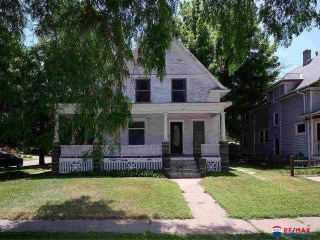 1143 Sumner Street, Lincoln, NE 68502 (MLS #21915489) :: Complete Real Estate Group