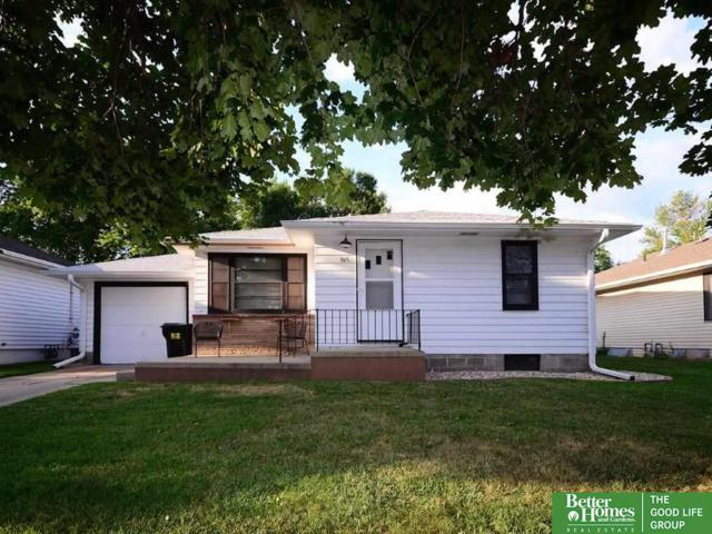 815 E 16th Street, Fremont, NE 68025 (MLS #21917267) :: The Briley Team