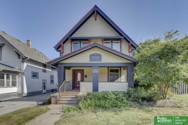 3116 Marcy Street, Omaha, NE 68105 (MLS #21917523) :: Omaha's Elite Real Estate Group