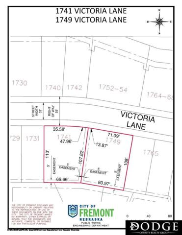 1749 Victoria Lane, Fremont, NE 68025 (MLS #21917823) :: Omaha's Elite Real Estate Group