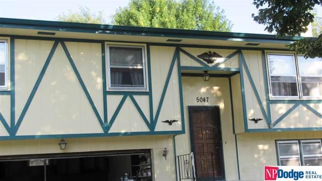 5047 S 49TH Street, Omaha, NE 68117 (MLS #21920960) :: Dodge County Realty Group