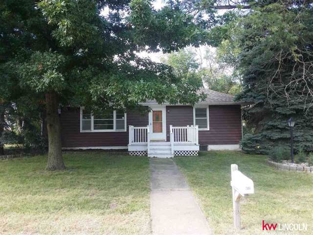 206 4th Street, Friend, NE 68359 (MLS #21921203) :: Omaha Real Estate Group
