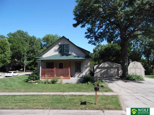 4148 N 71St Street, Lincoln, NE 68507 (MLS #21921503) :: Dodge County Realty Group