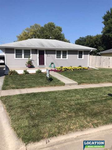 5131 N 73 Street, Lincoln, NE 68507 (MLS #21921534) :: Dodge County Realty Group