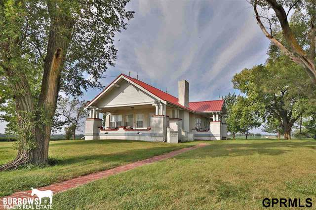 11509 A Street, Avoca, NE 68307 (MLS #21921806) :: Capital City Realty Group