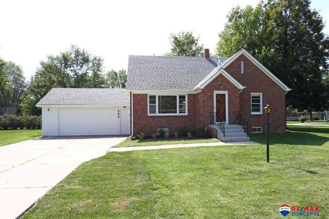 355 W 1st Street, Cortland, NE 68331 (MLS #21921816) :: Dodge County Realty Group