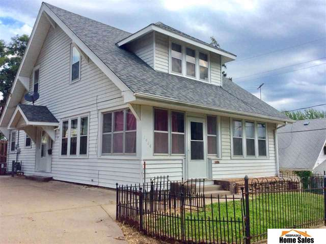 1414 Center Street, Omaha, NE 68108 (MLS #21921917) :: Nebraska Home Sales