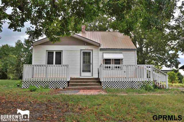 372 6th Street, Burr, NE 68324 (MLS #21921942) :: Capital City Realty Group