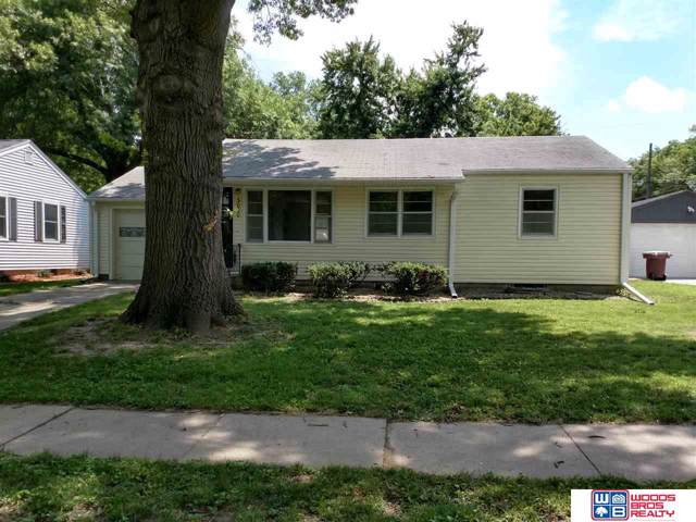 3030 N 64th Street, Lincoln, NE 68507 (MLS #21921998) :: Dodge County Realty Group