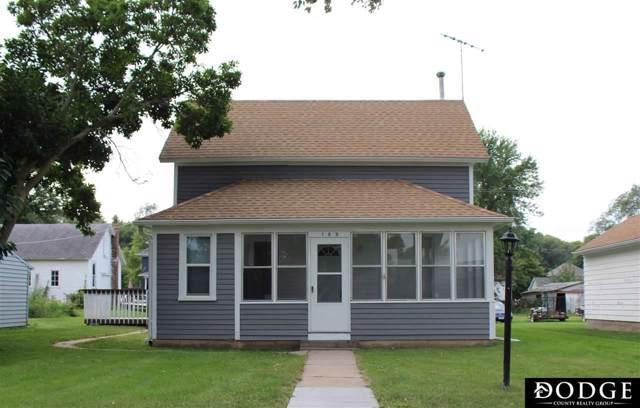 109 S Cedar Street, Hooper, NE 68031 (MLS #21922056) :: Dodge County Realty Group